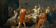 Story Behind the Picture: The Death of Socrates