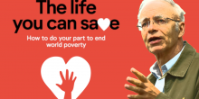 Q&A with Peter Singer (online event)